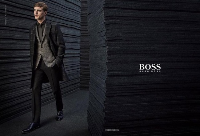 CAMPAIGN Clement Chabernaud for BOSS Fall 2015 by Inez & Vinoodh. Joe McKenna, www.imageamplified.com, Image Amplified (2)