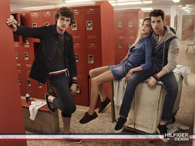 CAMPAIGN Hilfiger Denim Fall 2015 by Josh Olins. Matthew Tauger, www.imageamplified.com, Image Amplified (2)