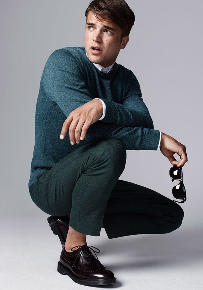 LOOKBOOK River Viiperi & Sung Jin Park for Simons Fall 2015. www.imageamplified.com, Image Amplified (1)