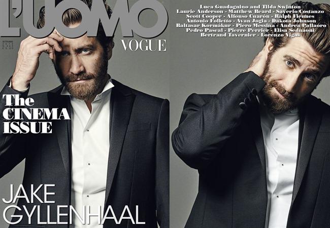 L'UOMO VOGUE Jake Gyllenhaal by Michel Comte. September 2015, www.imageamplified.com, Image Amplified (4)