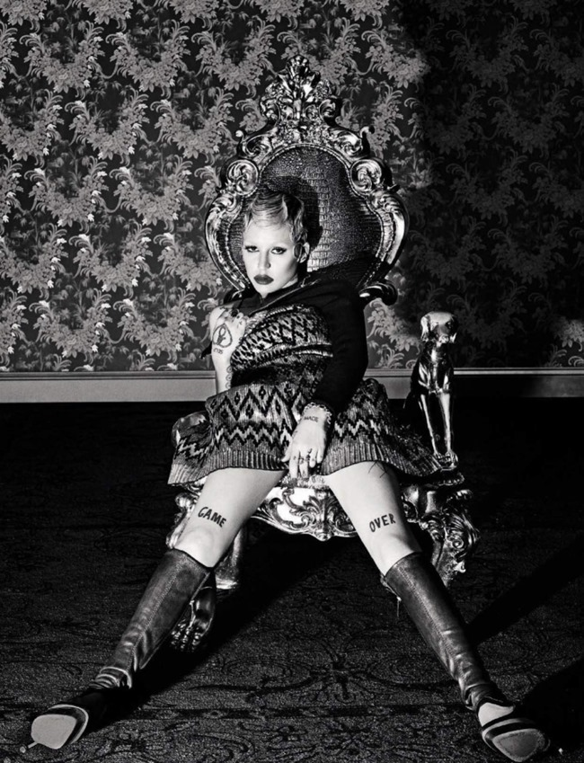 VOGUE ITALIA Brooke Candy by Steven Klein. Patti Wilson, September 2015, www.imageamplified.com, Image amplified (5)