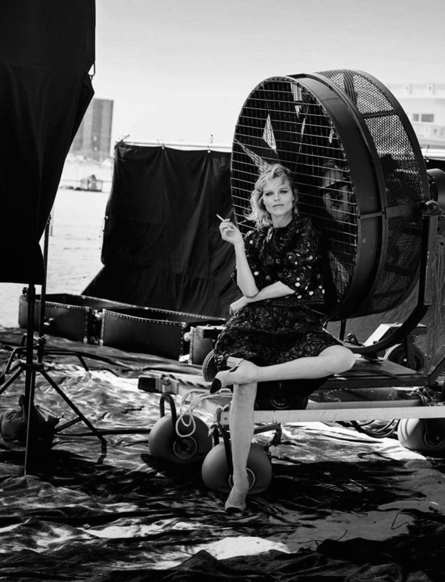VOGUE ITALIA In Love With by Peter Lindbergh. Carlyne Cerf de Dudzeele, September 2015, www.imageamplified.com, Image amplified (1)