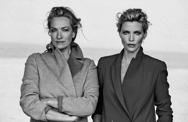 VOGUE ITALIA In Love With by Peter Lindbergh. Carlyne Cerf de Dudzeele, September 2015, www.imageamplified.com, Image amplified (5)