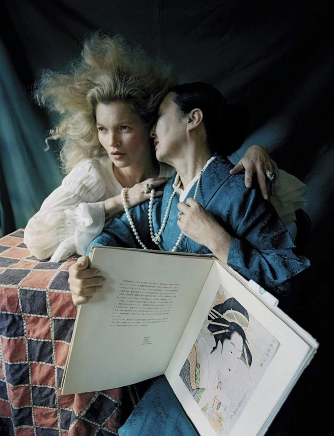 VOGUE ITALIA Kate Moss & Setsuko Ideta by Tim Walker. Jacob K, September 2015, www.imageamplified.com, Image Amplified (5)