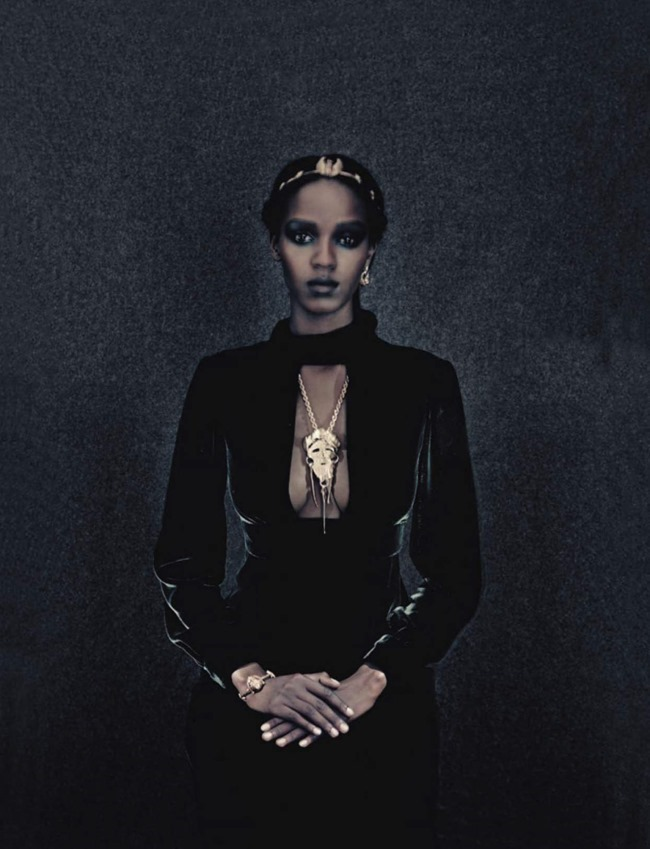 VOGUE ITALIA Leila Nda by Paolo Roversi. Panos Yiapanis, September 2015, www.imageamplified.com, Image amplified (4)