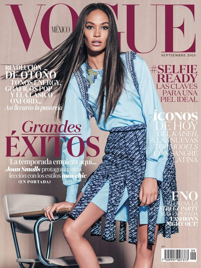 VOGUE MEXICO Joan Smalls by Russell James. Sarah Gore Reeves, September 2015, www.imageamplified.com, Image Amplified (2)