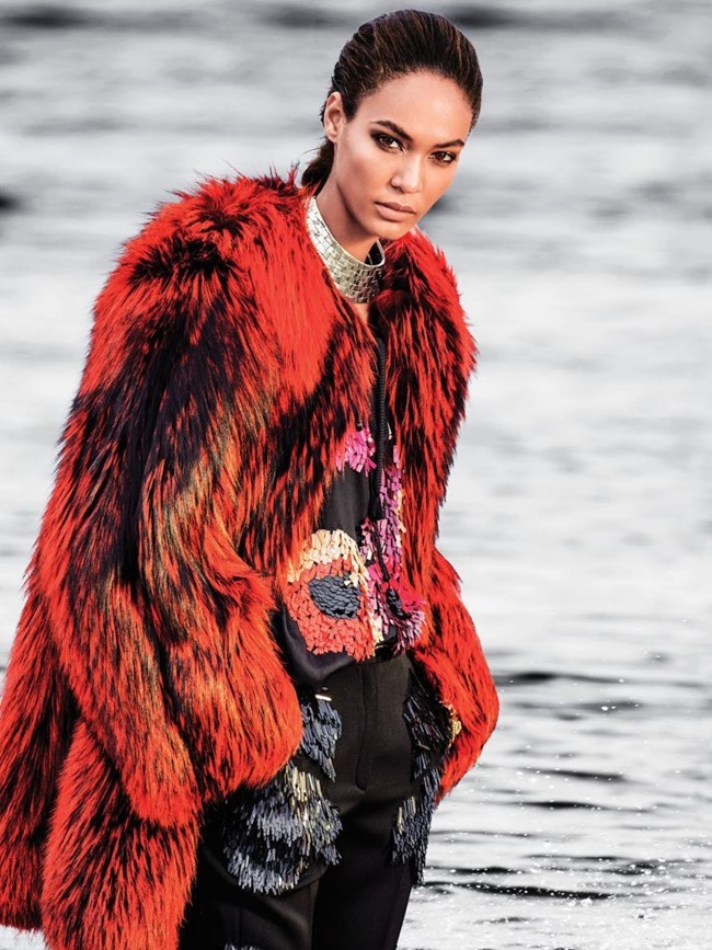 VOGUE MEXICO Joan Smalls by Gilles Bensimon. Sarah Gore Reeves, September 2015, www.imageamplified.com, Image Amplified (3)