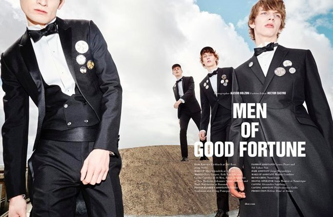 10 MEN MAGAZINE Men of Good Fortune by Alessio Bolzoni. Hector Castro, Fall 2015, www.imageamplified.com, Image amplified (1)