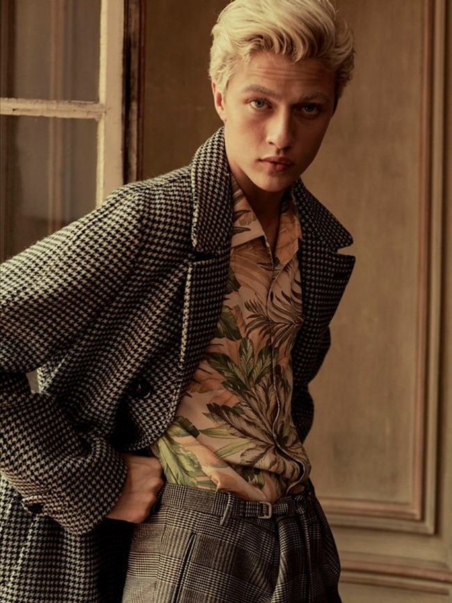 CR MEN'S BOOK Lucky Blue Smith by Sebastian Faena. Fall 2015. www.imageamplified.com, Image Amplified (3)