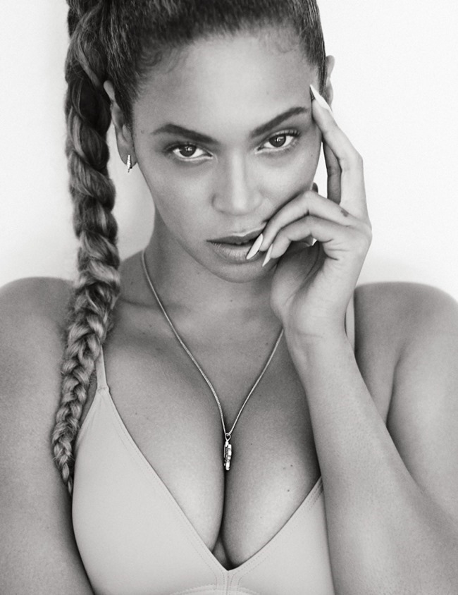 FLAUNT MAGAZINE Beyonce by Robin Harper. Zerina Akers, Fall 2015, www.imageamplified.com, Image Amplified (1)