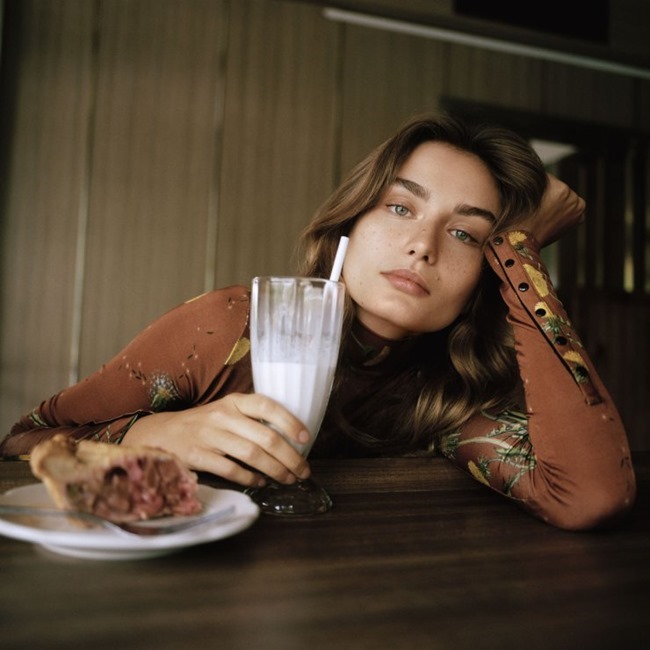 TELEGRAPH  FASHION Andreea Diaconu by Dan Martensen. Clare Richardson, September 2015, www.imageamplified.com, Image Amplified (2)