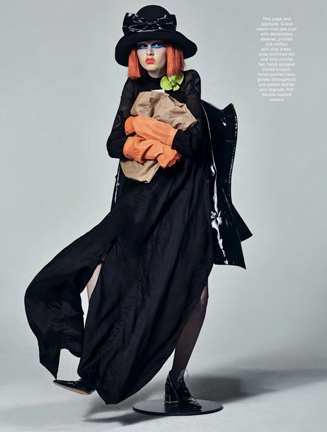ANOTHER MAGAZINE Maison Margiela by Craig McDean. Katie Shillingford, Fall 2015, www.imageamplified.com, Image Amplified (7)