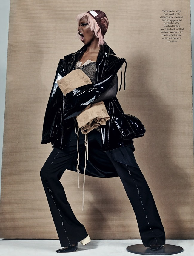 ANOTHER MAGAZINE Maison Margiela by Craig McDean. Katie Shillingford, Fall 2015, www.imageamplified.com, Image Amplified (10)