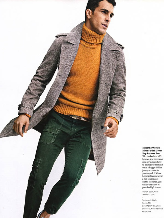 GQ MAGAZINE Clint Mauro by Tom Schirmacher. Kelly McCabe, Fall 2015, www.imageamplified.com, Image Amplified (4)