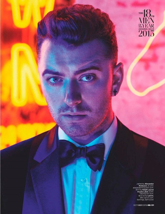 GQ UK Sam Smith by Mariano Vivanco. Grant Woolhead, Fall 2015, www.imageamplified.com, Image Amplified (1)