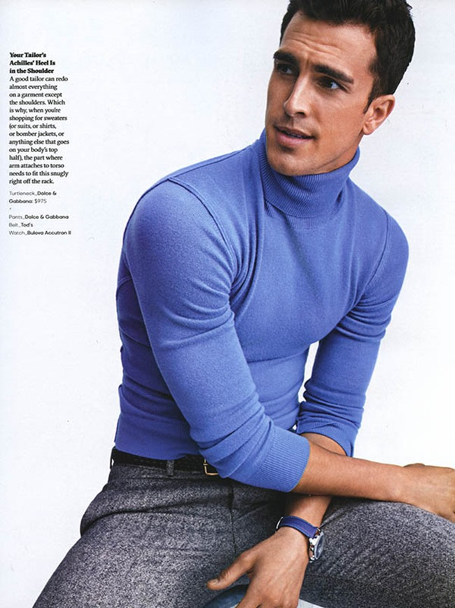 GQ MAGAZINE Clint Mauro by Tom Schirmacher. Kelly McCabe, Fall 2015, www.imageamplified.com, Image Amplified (12)