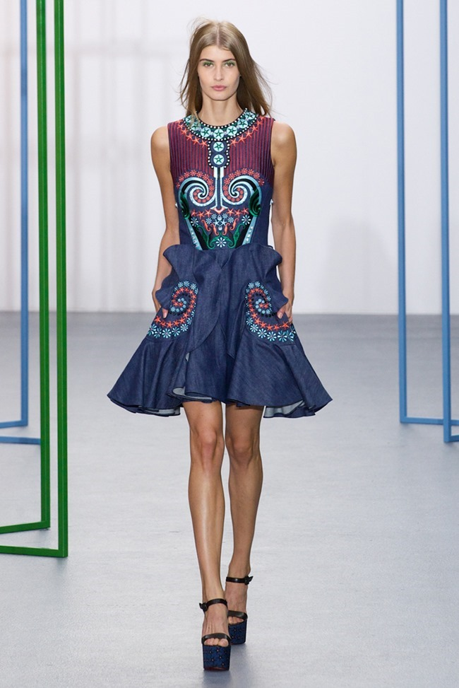 LONDON FASHION WEEK Holly Fulton Spring 2016. www.imageamplified.com, Image Amplified (18)