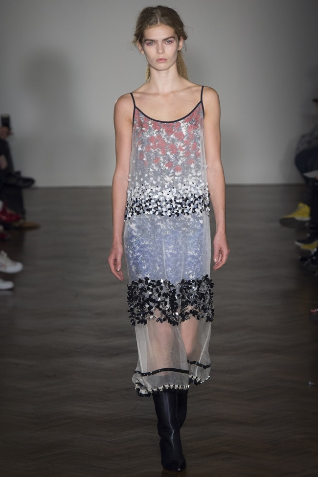 LONDON FASHION WEEK Mother of Pearl Spring 2016. www.imageamplified.com, Image Amplified (14)