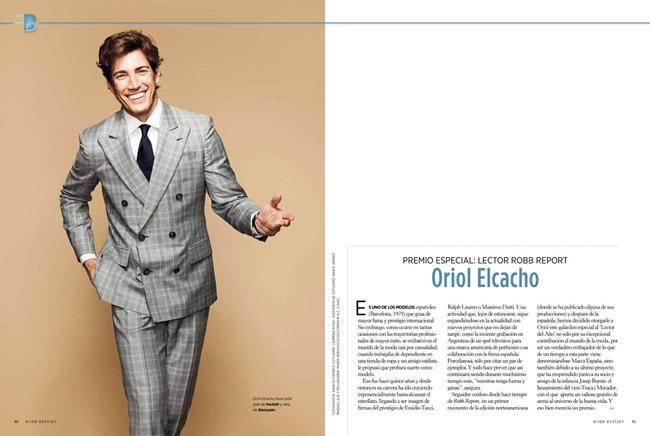 ROBB REPORT Oriol Elcacho by Nani Gutierrez. Carmina Rivas, Fall 2015, www.imageamplified.com, Image Amplified (3)