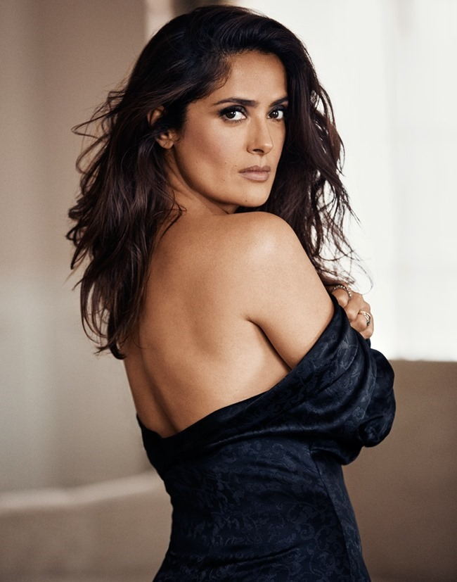 ALLURE MAGAZINE Salma Hayek by Jason Kim. Nathalie Riddle, September 2015, www.imageamplified.com, Image Amplified (2)