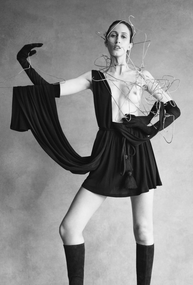 GARAGE MAGAZINE Shape Shifters by Patrick Demarchelier. Robbie Spencer, Fall 2015, www.imageamplified.com, Image Amplified (5)