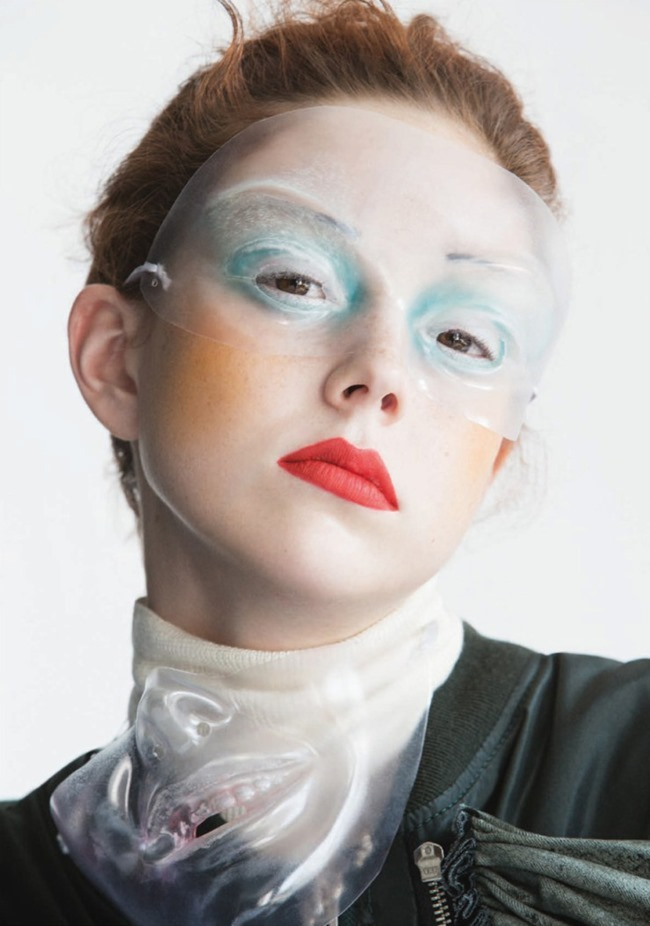 GARAGE MAGAZINE Shape Shifters by Patrick Demarchelier. Robbie Spencer, Fall 2015, www.imageamplified.com, Image Amplified (16)