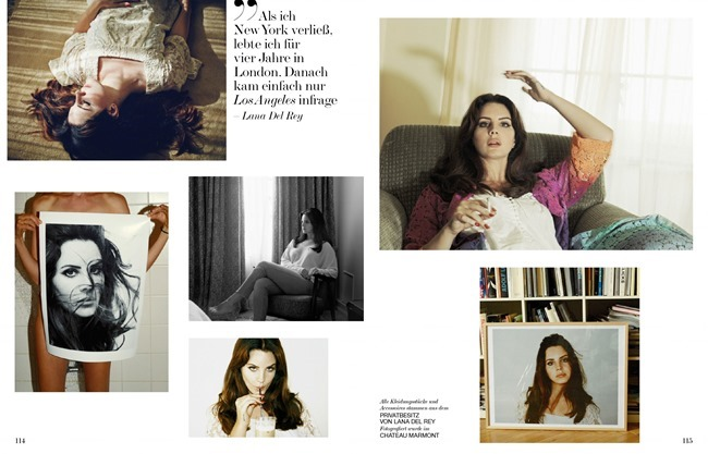 INTERVIEW GERMANY Lana Del Rey by Jork Weismann, October 2015, www.imageamplified.com, Image Amplified