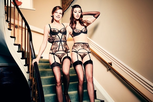 LOOKBOOK Agent Provocateur Fall 2015 by Ellen von Unwerth. www.imageamplified.com, Image Amplified (12)