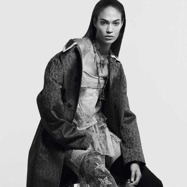 MADAME FIGARO Joan Smalls & Riccardo Tisci by Danko Steiner. Cecile Martin, September 2015, www.imageamplified.com, Image Amplified (2)