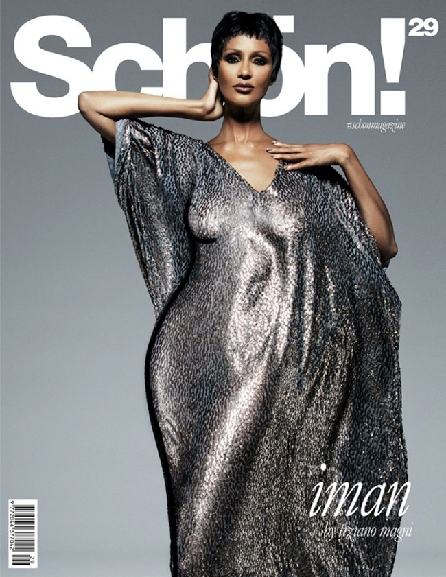 SCHON! MAGAZINE Iman by Tiziano Magni. John Ahmed Tally, Fall 2015, www.imageamplified.com, Image Amplified (5)