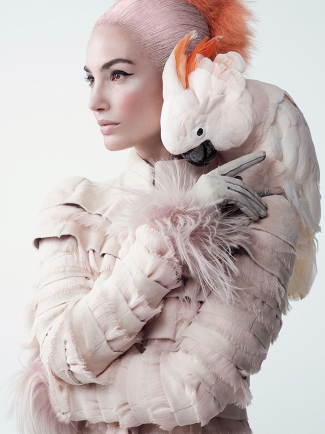 VOGUE MAGAZINE Flights of Fancy by Willy Vanderperre. Tabitha Simmons, October 2015, www.imageamplified.com, Image Amplified (4)
