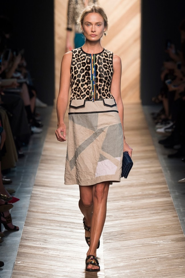 MILAN FASHION WEEK Bottega Veneta Spring 2016. www.imageamplified.com, Image Amplified (4)