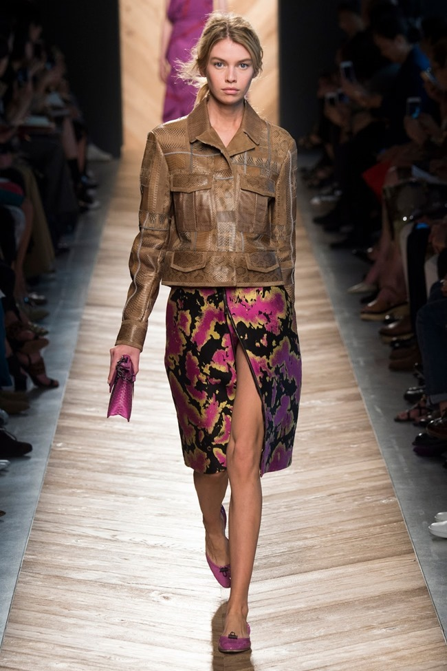 MILAN FASHION WEEK Bottega Veneta Spring 2016. www.imageamplified.com, Image Amplified (20)