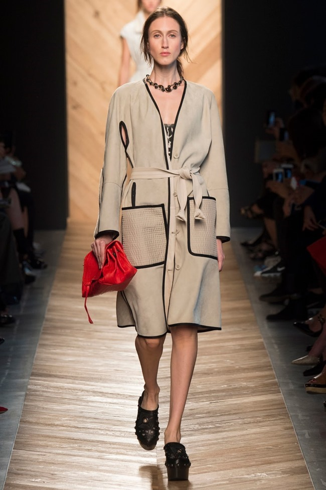 MILAN FASHION WEEK Bottega Veneta Spring 2016. www.imageamplified.com, Image Amplified (39)
