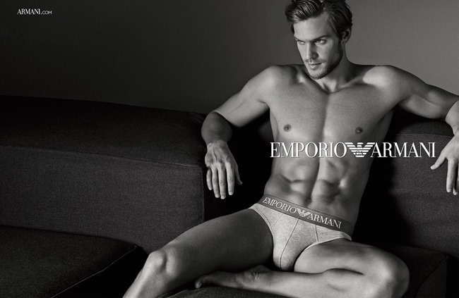 CAMPAIGN Jason Morgan for Emporio Armani Fall 2015 by Giampaolo Sgura. www.imageamplified.com, Image Amplified (1)