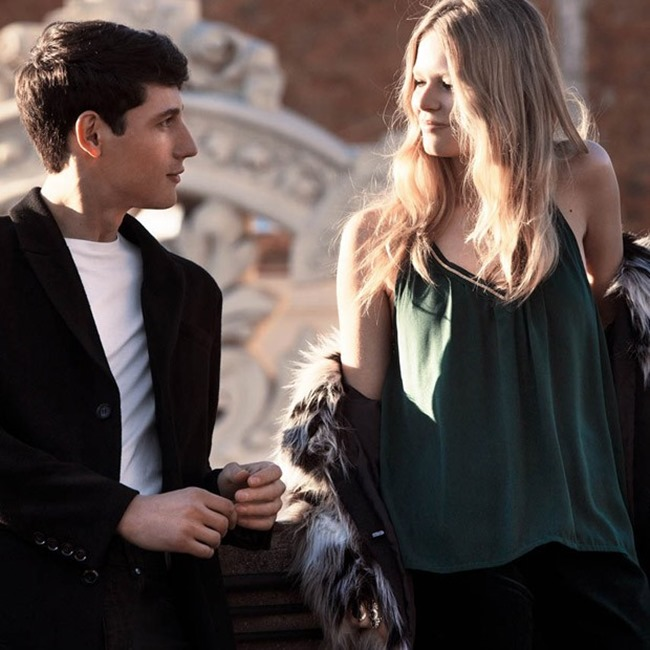 CAMPAIGN Nicolas Ripoll & Anna Ewers for H&M Fall 2015 by Josh Olins. David Hagglund, www.imageamplified.com, Image Amplified (5)