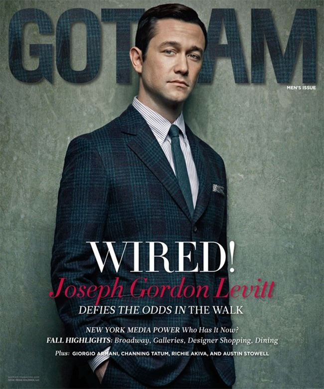 GOTHAM MAGAZINE Joseph Gordon-Levitt by Jim Wright. Jenny Ricker, Fall 2015, www.imageamplified.com, Image Amplified (1)