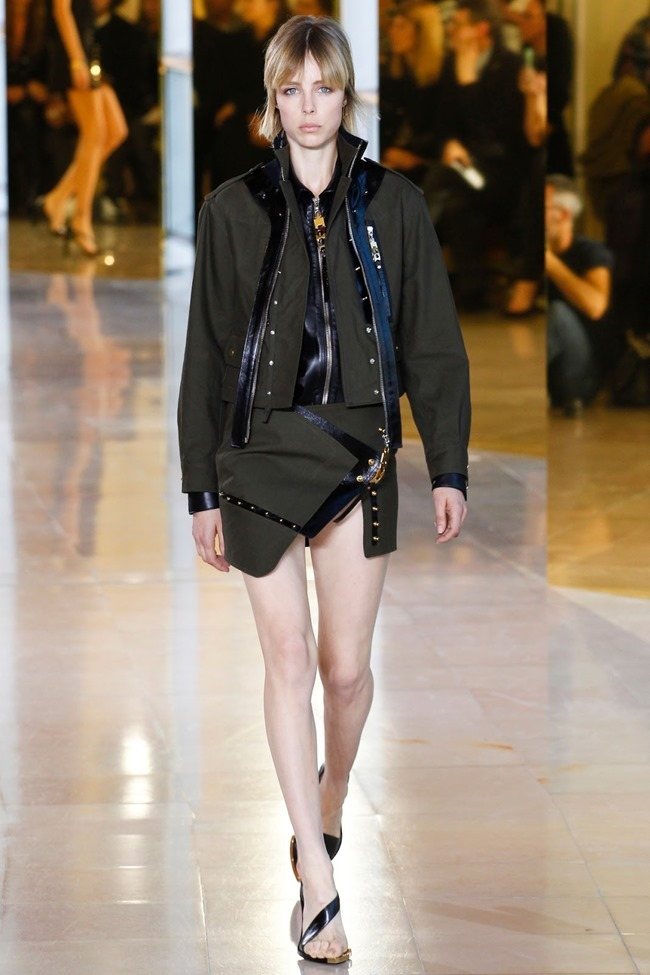 PARIS FASHION WEEK Anthony Vaccarello Spring 2016. www.imageamplified.com, Image Amplified (1)