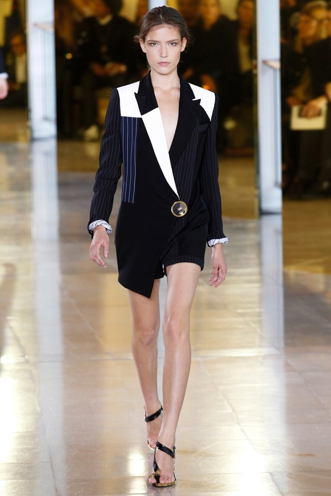 PARIS FASHION WEEK Anthony Vaccarello Spring 2016. www.imageamplified.com, Image Amplified (24)