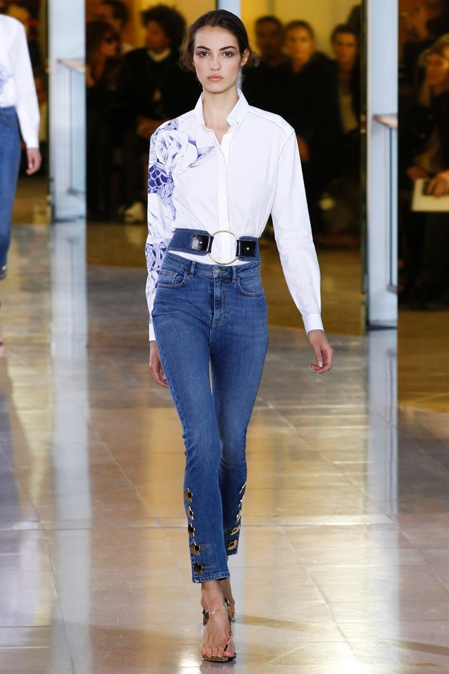 PARIS FASHION WEEK Anthony Vaccarello Spring 2016. www.imageamplified.com, Image Amplified (27)
