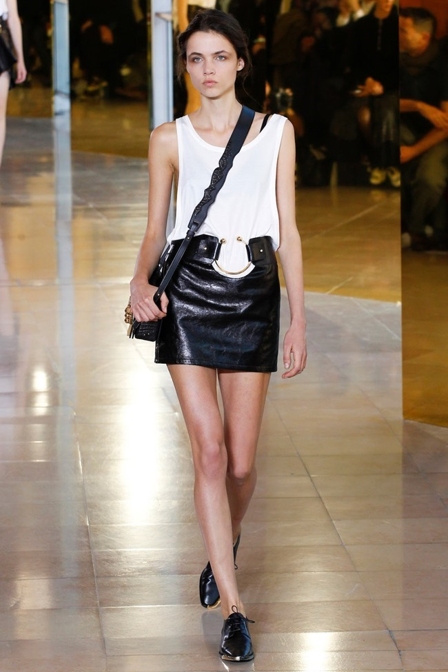 PARIS FASHION WEEK Anthony Vaccarello Spring 2016. www.imageamplified.com, Image Amplified (33)