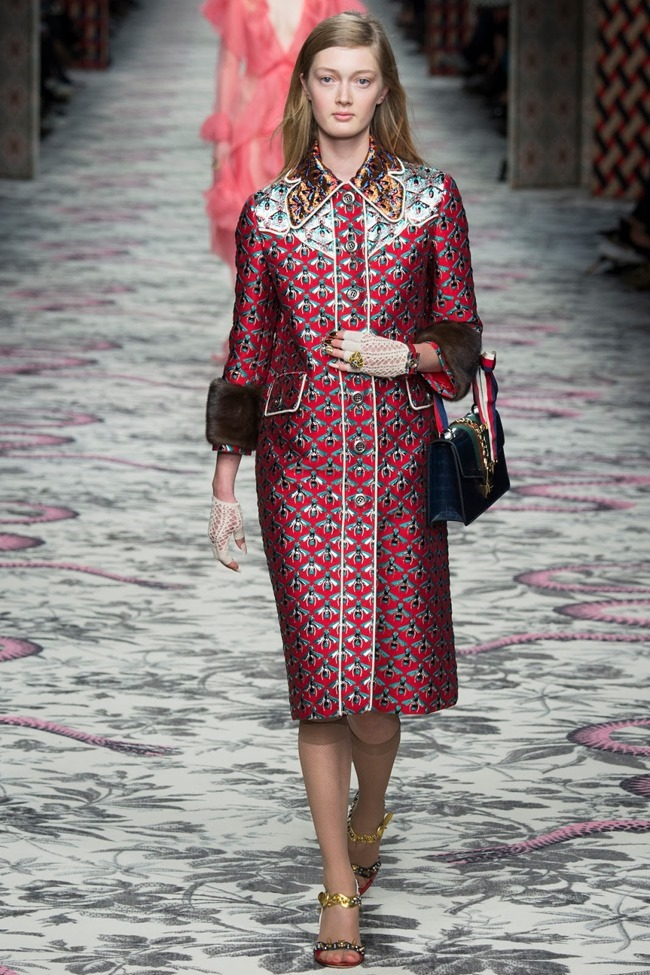 PARIS FASHION WEEK Gucci Spring 2016. www.imageamplified.com, Image Amplified (28)