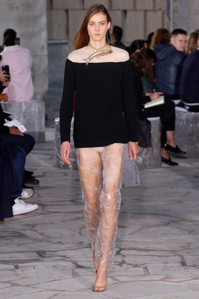 PARIS FASHION WEEK Loewe Spring 2016. www.imageamplified.com, Image Amplified (1)