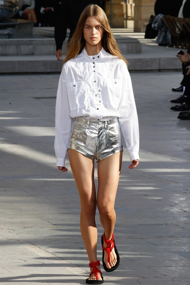 PARIS FASHION WEEK Isabel Marant Spring 2016. www.imageamplified.com, Image Amplified (24)