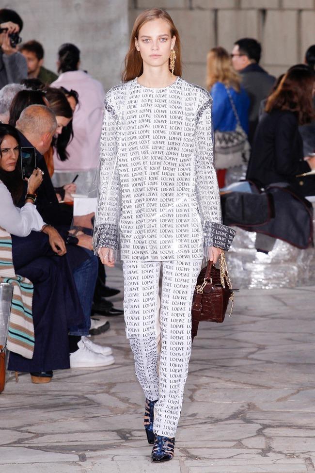PARIS FASHION WEEK Loewe Spring 2016. www.imageamplified.com, Image Amplified (16)