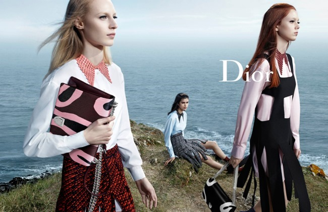 CAMPAIGN Dior Fall 2015 by Willy Vanderperre. www.imageamplified.com, Image Amplified (2)