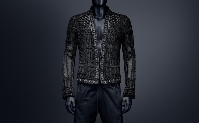 LOOKBOOK Balmain x H&M Men's Collection Full Preview. www.imageamplified.com, Image Amplified (14)