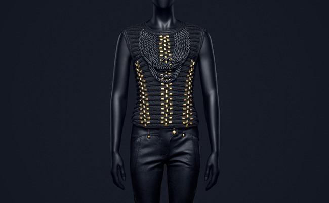 LOOKBOOK Balmain x H&M Women's Collection Full Preview. www.imageamplified.com, Image Amplified (1)