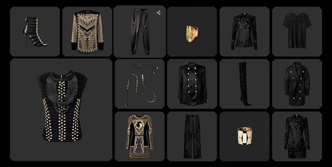 LOOKBOOK Balmain x H&M Women's Collection Full Preview. www.imageamplified.com, Image Amplified (2)