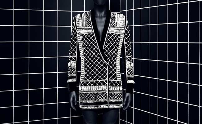 LOOKBOOK Balmain x H&M Women's Collection Full Preview. www.imageamplified.com, Image Amplified (14)